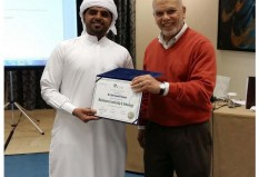 RECEIVING OF CERTIFICATE